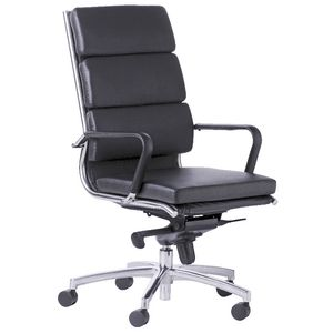 OLG Mode Executive High Back Chair Black