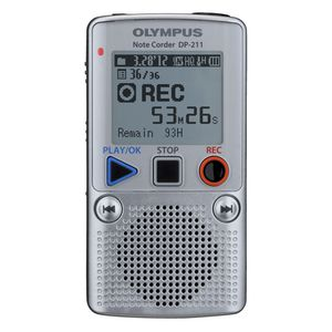 Olympus DP-211 2GB Digital Voice Recorder