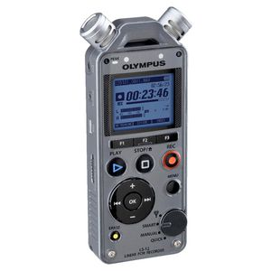 Olympus LS-12 Digital Audio Recorder