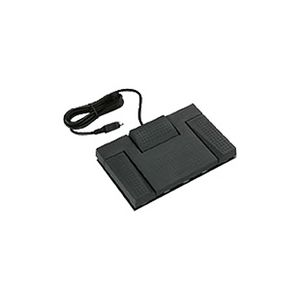 Olympus RS-28 USB Transcription Foot Pedal Black