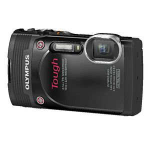 Olympus TG-850 16MP Digital Camera