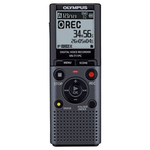 Olympus VN-711PC 2GB Digital Voice Recorder
