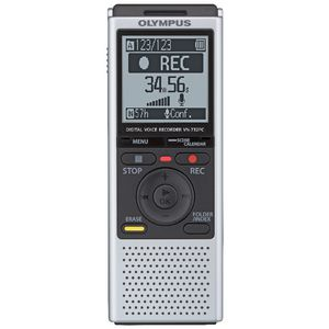 Olympus VN732PC Digital Voice Recorder Silver