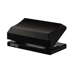 Otto Brights 2 Hole Punch Black