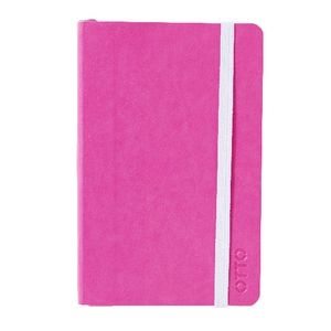 Otto Brights A6 Notebook Ruled Pink 192 Page