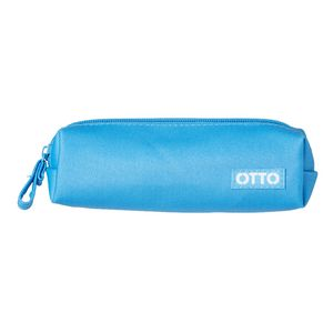 Otto Brights Tube Pencil Case Blue