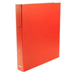 Bantex On The Go A4 Document Box and Binder Orange