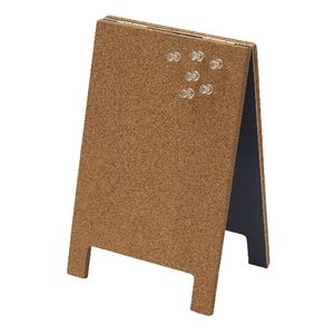 Otto Small Desktop A Frame Pin Board