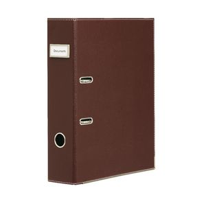 Otto Lever Arch File A4 Brown
