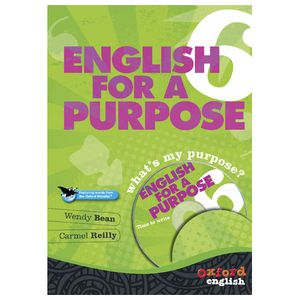 Oxford English For A Purpose Book 6