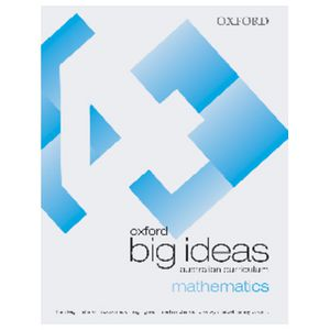 Oxford Big Ideas Mathematics Student Book 4