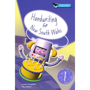 Oxford Handwriting For New South Wales Revised Edition Yr 1
