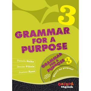 Oxford Grammar For A Purpose Book 3