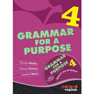 Oxford Grammar For A Purpose Book 4
