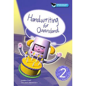 Oxford Handwriting For Queensland Book 2