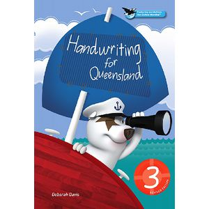 Oxford Handwriting For Queensland Book 3