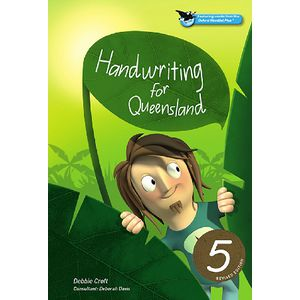 Oxford Handwriting For Queensland Book 5