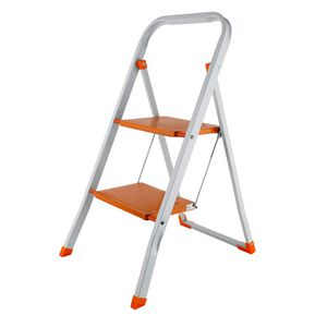 2 Step Ladder Assorted Colours