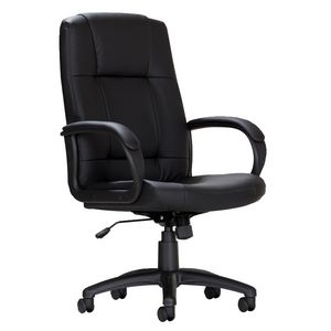 Archer Executive High Back Chair Black