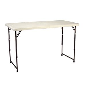 Lifetime 4 Foot Bi-Fold Table