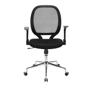 Cogra Executive Medium Back Chair Black