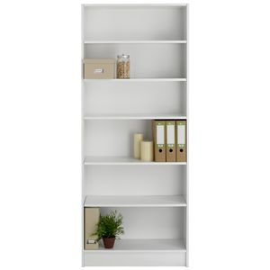 Hummingbird Esprit Bookcase White