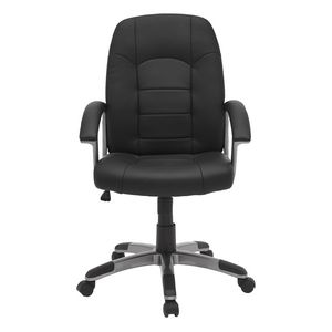 Hummingbird Euro Executive High Back Chair Black