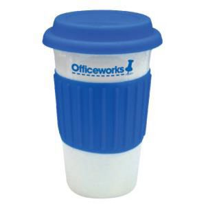 Officeworks Porcelain Keep Mug 425mL