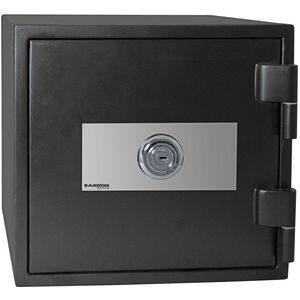 Sandleford Lucifer Fireproof Key Safe Glossy Black