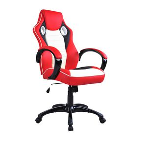 Monte Carlo Racer Chair Red