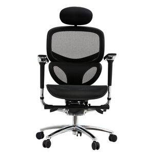 Cohen York Modena Mesh High Back Chair Black