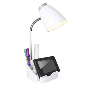 Study Desk Lamp White
