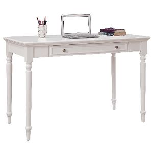PLUMERIA SOLID WOOD DESK
