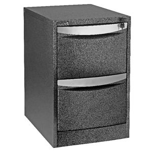Stilford 2 Drawer Filing Cabinet Graphite