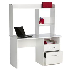 Hummingbird Sturt Student Desk White