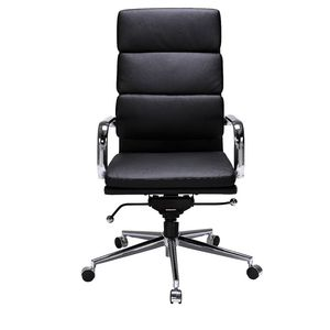 Valencia High Back Chair Black