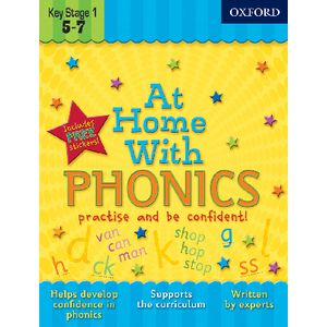 Oxford At Home With Phonics