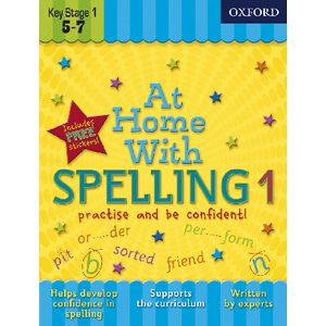 Oxford At Home With Spelling 1