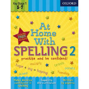 Oxford At Home With Spelling 2
