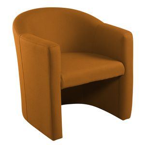 Pago Designs Amy Tub Chair Single Amber