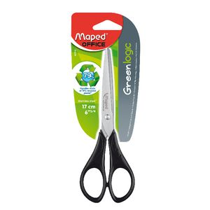 Maped Greenlogic Scissors 17cm