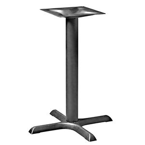 Pago Copa Table Base 720mm Black