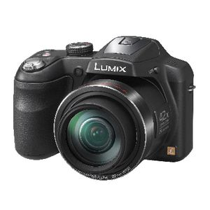 Panasonic Lumix DMC LZ40 20 Megapixel Camera Black
