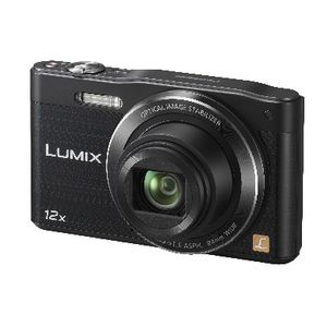 Panasonic Lumix DMCSZ8 16 Megapixel Camera Black