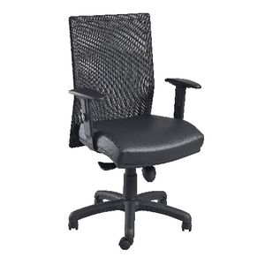 Pago Designs Flash Mesh Task Chair Black