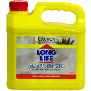 Long Life Tile and Grout Cleaner 2L