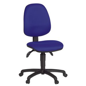 Pago Designs Neo Deluxe Ergonomic High Back Chair Blue