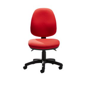 Pago Designs Neo Deluxe Ergonomic High Back Chair Red