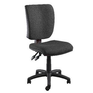 Pago Designs Neo Supreme Square Back Chair Black