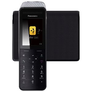 Panasonic DECT  KX-PRW120AZW Cordless Phone Answer Machine